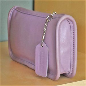 Vintage Coach #7165 Chunky Case Make-Up Kit Lilac